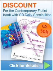 For the Contemporary Flutist + CD Discount Bundle